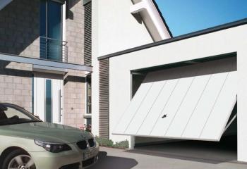 Brama garażowa uchylna lublin