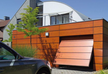Bramy garażowe uchylne lublin