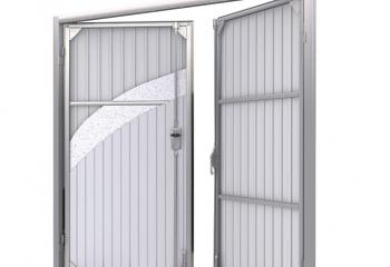Bramy garażowe rozwierne lublin