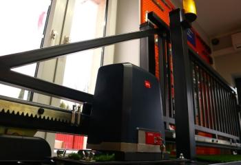Automatyka do bram posesyjnych przesuwnych lublin